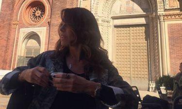 Ελίνα Καντζά: Από τη Μύκονο στο… Μιλάνο