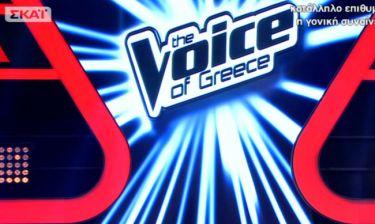 The Voice: Δεν θα πιστέψετε με τι εμφανίστηκε ο Πάνος Μουζουράκης…