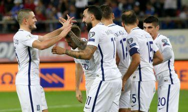 Ελλάδα: Τρελά… χρήματα από FIFA για πρόκριση