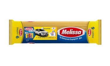Η Melissa σου χαρίζει δωροεπιταγές και ένα Renault Clio!
