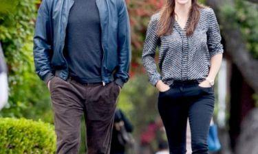 Έξι μήνες μετά τον οριστικό χωρισμό το διάσημο ζευγάρι απαθανατίζεται και πάλι μαζί