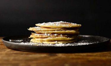 Η συνταγή για τα πιο εύκολα pancakes!