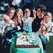 Ο Αλέξανδρος Ρουβάς έγινε 6 χρονών! Το λαμπερό πάρτι γενεθλίων που του ετοίμασαν οι γονείς του