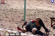 Survival Secret: Ο σοβαρός τραυματισμός του Γιώργου Μανίκα και η μεταφορά του στο νοσοκομείο