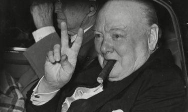10.000 δολάρια για το τελευταίο πούρο που κάπνισε ο Τσώρτσιλ