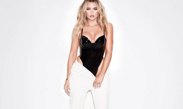 Η Khloe Kardashian μόλις απέτυχε να κρύψει την φουσκωμένη της κοιλίτσα ή κάνουμε λάθος;