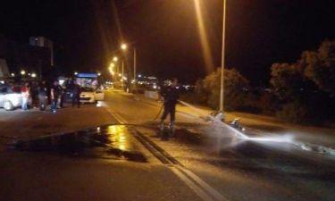 Θρήνος στη Ρόδο: Σκοτώθηκε σε φρικτό τροχαίο 17χρονος (ΠΡΟΣΟΧΗ – ΣΚΛΗΡΕΣ ΕΙΚΟΝΕΣ)