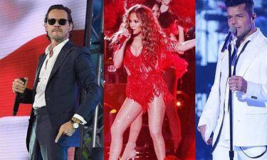 Tζένιφερ Λόπεζ, Ρίκι Μάρτιν, Καρντάσιαν, Γκόμεζ στον τηλεμαραθώνιο των $26 εκ. για το Πουέρτο Ρίκο