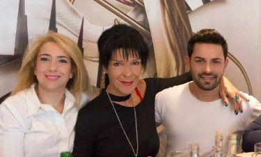 Σοφία Βόσσου: Για φαγητό με φίλους