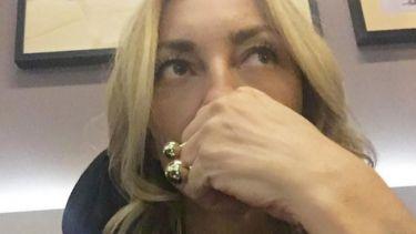 Η Ρούλα Ρέβη «ανέβασε» την πιο αποκαλυπτική της φωτογραφία