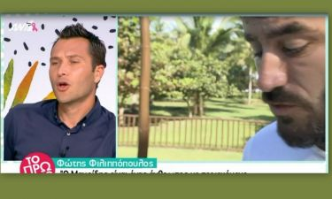 Nomads: Φιλιππόπουλος για Μαυρίδη: «Το να είναι ευαίσθητος κάποιος είναι δικαίωμά του»!