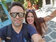 Κουμπλής-Κωνσταντινίδου: Μαζί στην ζωή, μαζί και στην tv