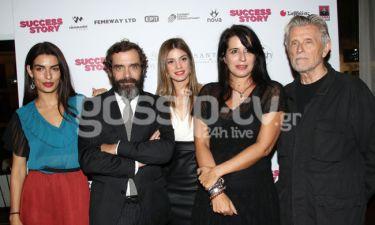 Press night για τη νέα ταινία του Περάκη