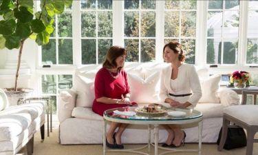 Μπέτυ Μπαζιάνα: Με άλλο… επώνυμο στον Λευκό Οίκο (pics)