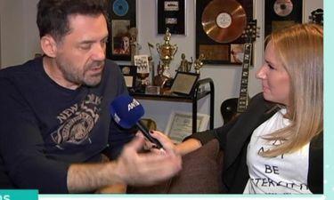 Θάνος Καλλίρης: Η ηλικία του και τα σχόλια για μπότοξ και τα βαμμένα μαλλιά!