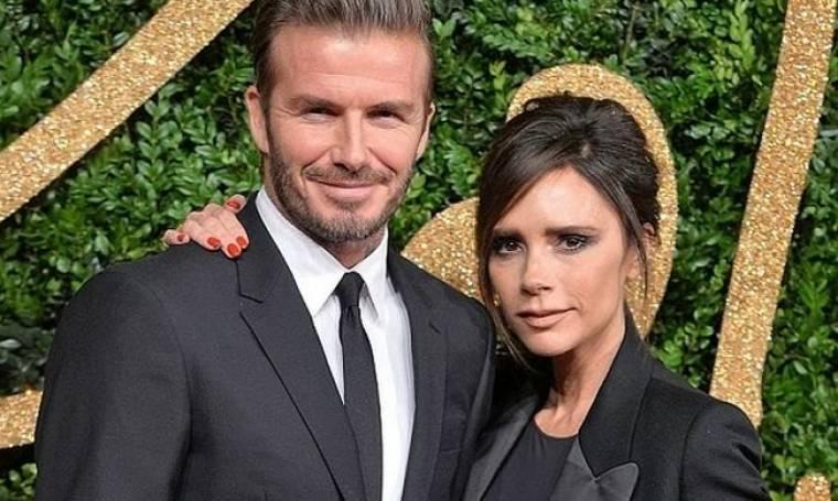 Oops! Τρίτο πρόσωπο στην ζωή των Beckhams και η Victoria... εκτός εαυτού