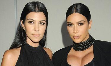 Η αμήχανη στιγμή που η Kourtney Kardashian επισκίασε την Kim