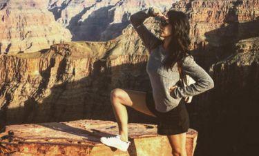 Ιωάννα Τριανταφυλλίδου: Γιόρτασε τα γενέθλιά της με ένα ταξίδι στην Αριζόνα