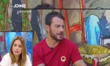 Γιώργος Αγγελόπουλος: «Δεν ήταν πρότυπό μου ο πατέρας μου»