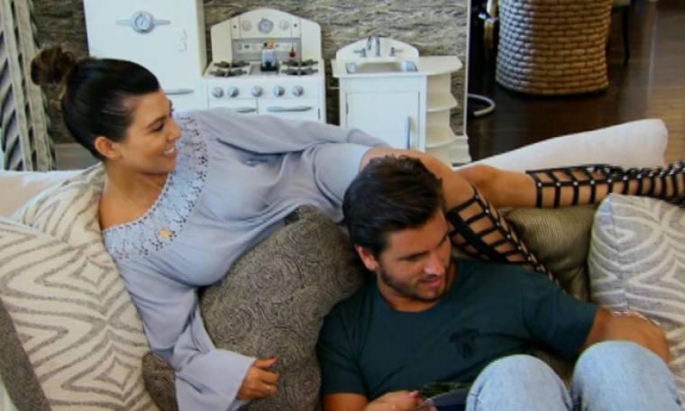 Αυτές είναι οι Kardashians: Η Κόρτνεϊ φρικάρει για άλλη μια φορά όταν…