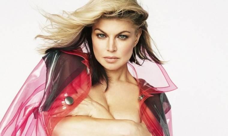 Η Fergie μόλις τόλμησε την πιο σέξυ αλλαγή στα μαλλιά της