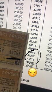 Σπυροπούλου: Έχασε μισό εκατομμύριο ευρώ για ένα… νούμερο