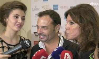 H Βάνα Μπάρμπα μίλησε για την παρθενική εμφάνιση της κόρης της στην πασαρέλα