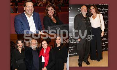 Λαμπεροί καλεσμένοι στην πρεμιέρα της ταινίας του Βούλγαρη