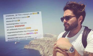 Ο Μάστορας γυμνός στο instagram και τα σχόλια από… (Nassos Blog)