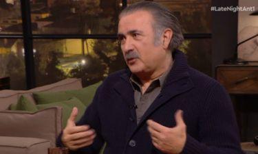 Λάκης Λαζόπουλος: «Κατά 95% αυτά που γράφονται είναι ψεύδη»
