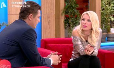 Ταράχτηκε η Ελένη με τις αποκαλύψεις του Σρόιτερ: «Έχω δεχτεί απειλές»