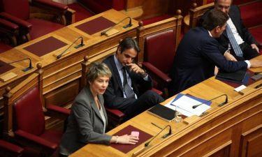 Ο Μητσοτάκης διέγραψε την Κατερίνα Παπακώστα από τη ΝΔ