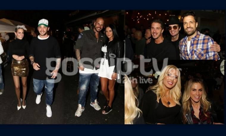 Οι celebrities έδωσαν δυναμικό παρόν σε λαμπερό πάρτι