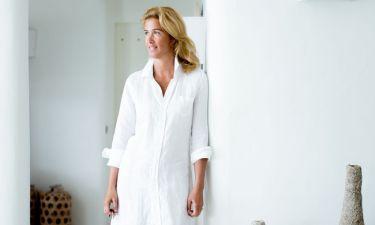 Θέμις Ζουγανέλη: Μιλάει για τη συνεργασία της με τον οίκο Dior Maison