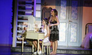 Λαμπερή πρεμιέρα για την παράσταση Mamma Mia
