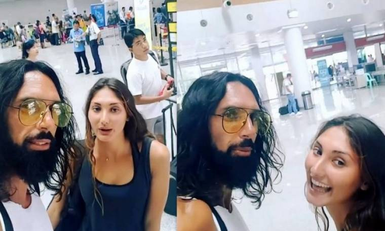 Nomads: Πλατανιώτη – Παπαδόπουλος: Επιστρέφουν Ελλάδα – Το βίντεο στο αεροδρόμιο
