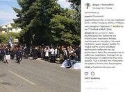 Ο Λιάγκας απάντησε σε αρνητικό σχόλιο που δέχτηκε στο instagram για την πρώτη παρέλαση του γιου του