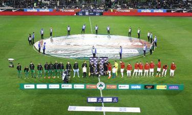 LIVE CHAT: Παναθηναϊκός – Ολυμπιακός 0-0