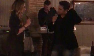 Η Ντορέττα πήρε το μικρόφωνο και τραγούδησε για τον Ουγγαρέζο – Στην παρέα Λιάγκας και Λάτσιος!