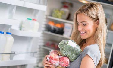 Τοποθετείτε σωστά τα τρόφιμα στο ψυγείο;