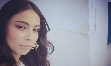 Ολυμπία Χοψονίδου: Ένα μήνα μετά τη γέννηση της κόρης της, δημοσιεύει φώτο της μικρής στο Instagram