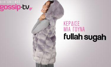 Αυτή είναι η νικήτρια της εντυπωσιακής αμάνικης γούνας Fullah Sugah