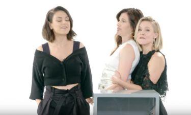 Η Mila Kunis ξεπερνά τους φόβους της on camera