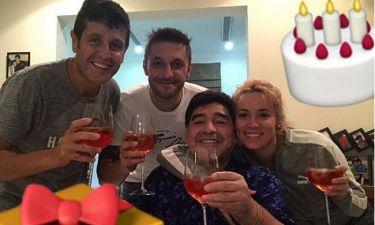 Ντιέγκο Μαραντόνα: Γιόρτασε τα γενέθλιά του στο Ντουμπάι