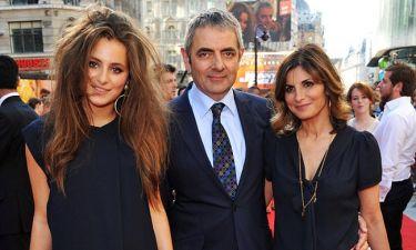 Η κόρη του Mr Bean άλλαξε το επίθετό της