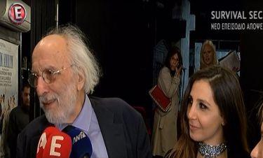 Τα συγκινητικά λόγια του Αλέξανδρου και της Μαρίας Ελένης Λυκουρέζου για τη Ζωή Λάσκαρη on camera