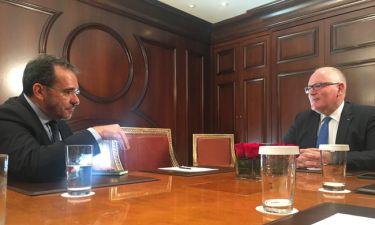 Ιστορίες: Αυτοψία στο «Αγία Ζώνη ΙΙ» και αποκλειστική συνέντευξη του Φρανς Τίμερμανς