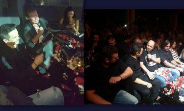 Χολίδης-Σεφερλής: Πήγανε Θεσσαλονίκη και διασκέδασαν στον Μπατή