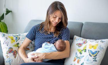 Εβδομάδα Μητρικού Θηλασμού: Ο θηλασμός «ασπίδα» ενάντια στο σύνδρομο βρεφικού θανάτου