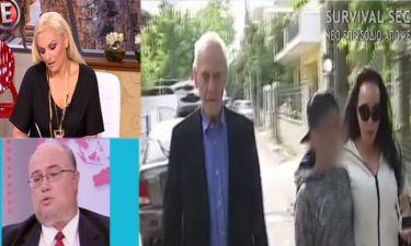 Δικηγόρος Τσοχατζόπουλου: «Μεγάλο το σοκ του Άκη όταν έμαθε για την αίτηση διαζυγίου»
